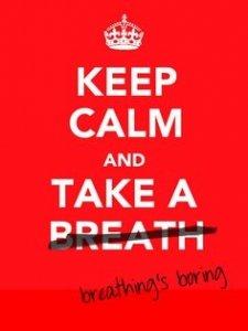 breath boring