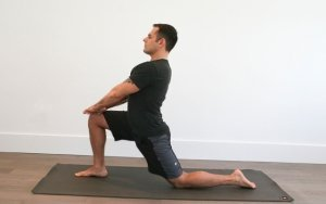 low lunge