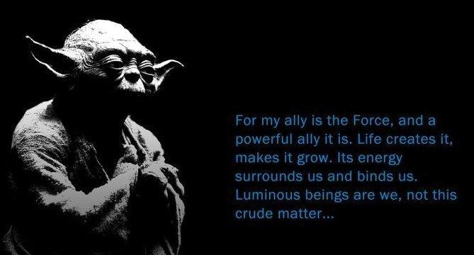 Luminous beings