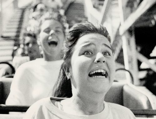 Riding the Emotional Roller Coaster