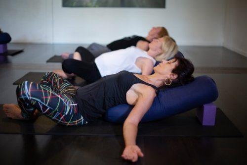 yin yoga brisbane