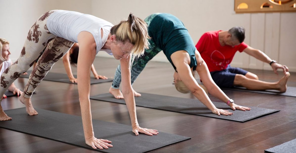 beginners yoga course brisbane