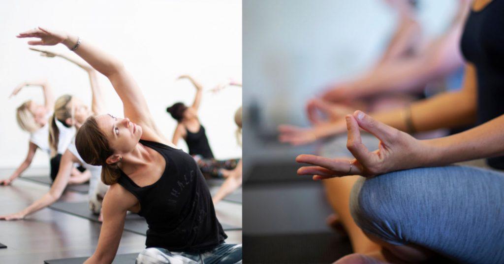 Brisbane yoga and meditation classes