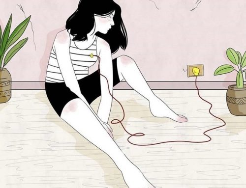 It's OK to feel unproductive