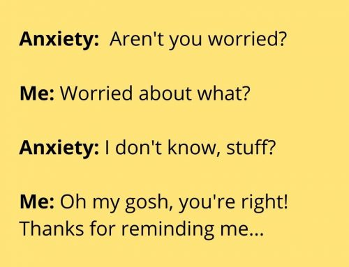 How Anxiety Shows Up in the Body