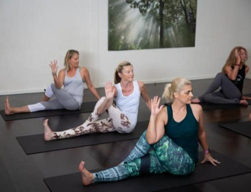 What to expect at your first Beginner's Yoga Class