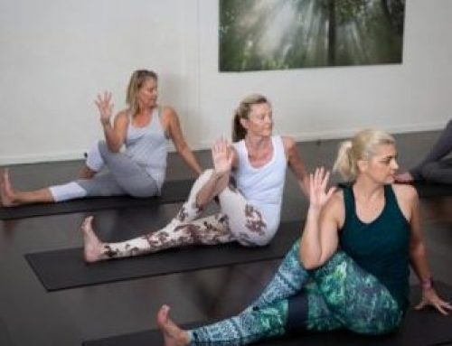 Your first Beginner's Yoga Class