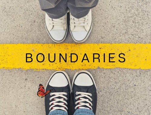 The Secret To Self-Care: Boundaries