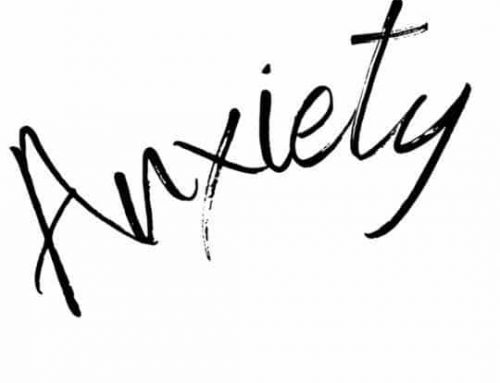 Healing Anxiety – A different perspective