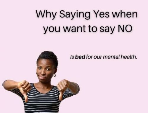 Why saying yes when we want to say no is bad for our mental health