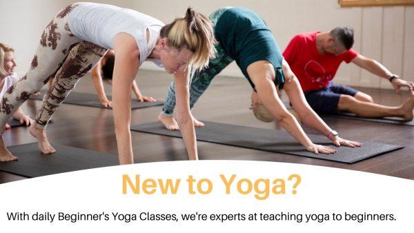 Beginner's Yoga Brisbane
