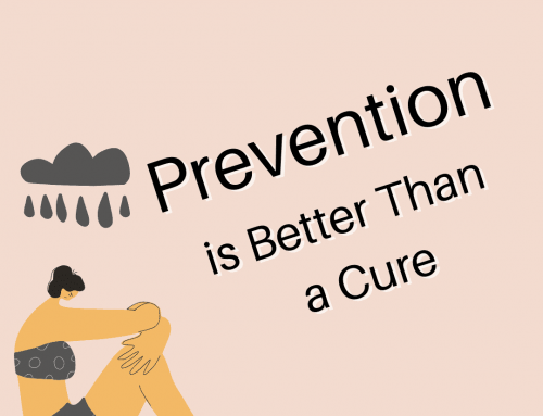 Stressed or anxious? Prevention is better than a cure